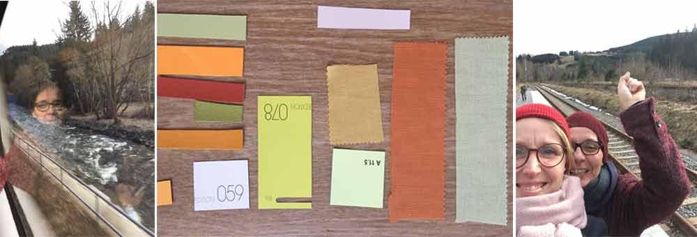 Farbkonzept für die Tagespflege in Breitenbrunn