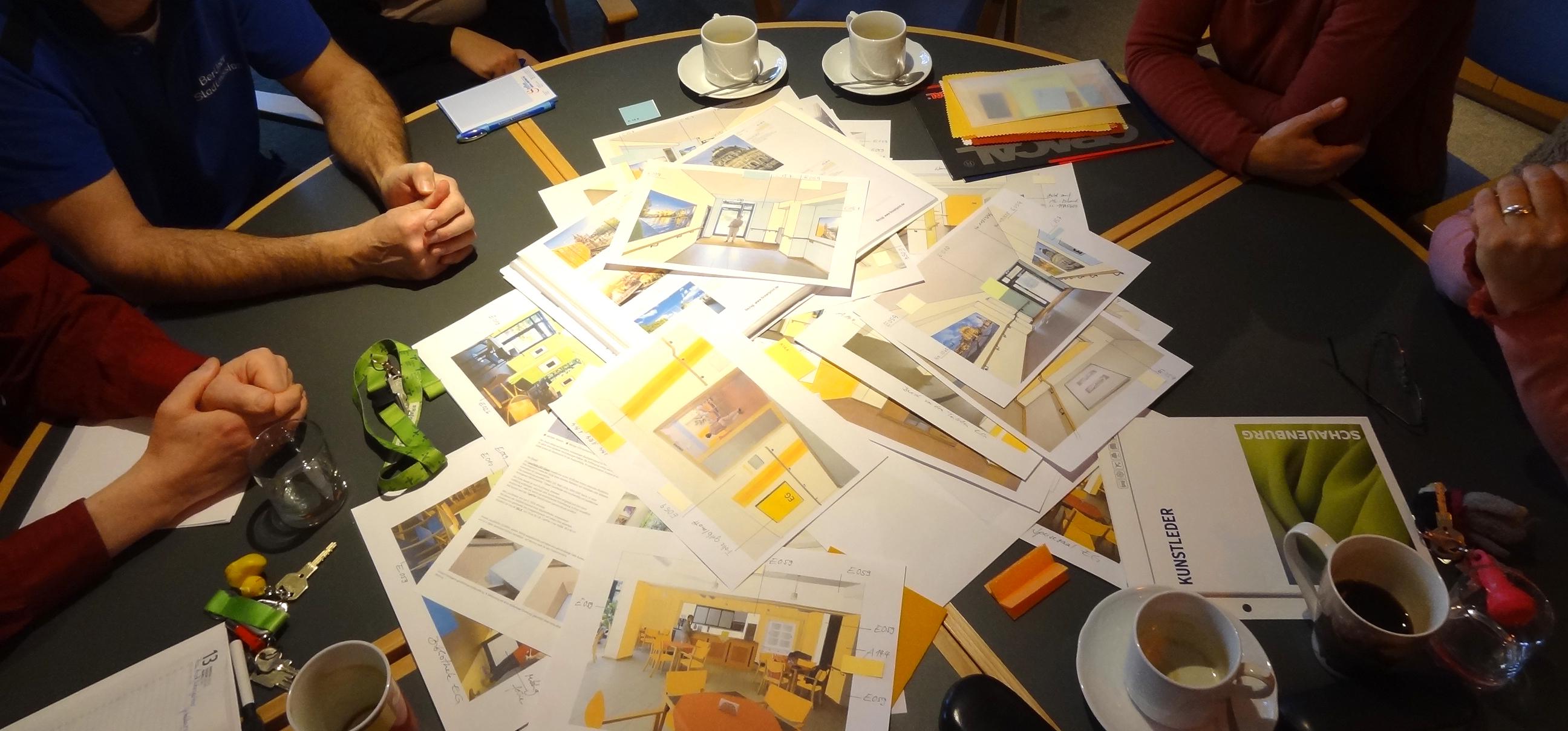Seniorenheim der berliner stadtmission in k penick for Raumgestaltung bei demenz